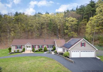 Kingston Single Family Home Fully Executed Contract: 310 Gallis Hill Road