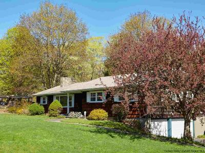 New Paltz Single Family Home Fully Executed Contract: 15 Old Mill Road