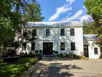Woodstock NY Single Family Home For Sale: $799,999