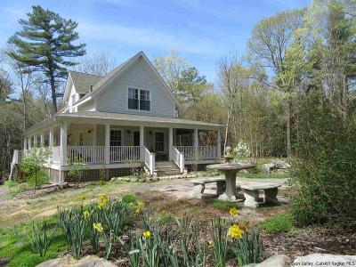 Woodstock NY Single Family Home For Sale: $785,000
