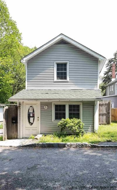 Walden Single Family Home Fully Executed Contract: 5 Locust Street