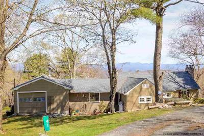Cragsmoor Single Family Home Fully Executed Contract: 41 Lenape Lane