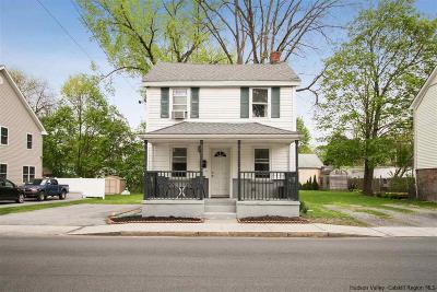 Beacon Single Family Home Fully Executed Contract: 156 Verplanck