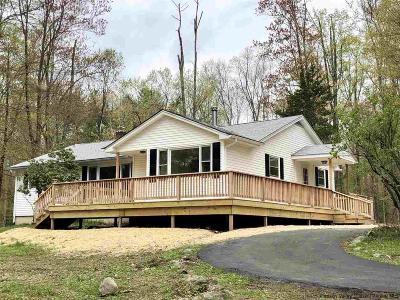 Stone Ridge Single Family Home For Sale: 161 Buck Rd