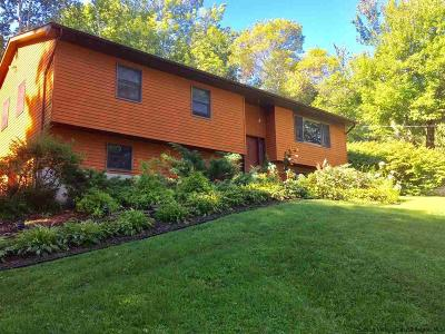 Ellenville Single Family Home Fully Executed Contract: 43 Westwood Avenue
