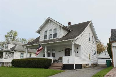 Port Ewen NY Single Family Home Pending Continue To Show: $189,000
