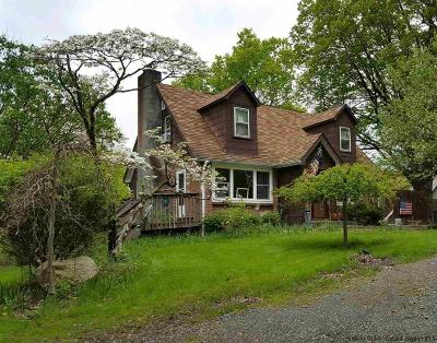 New Paltz Single Family Home Fully Executed Contract: 5 Butterville Rd.