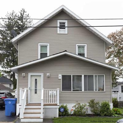 Kingston Single Family Home For Sale: 14 Linwood Place