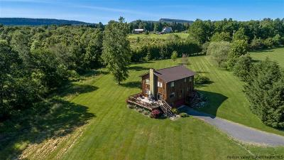 New Paltz Single Family Home For Sale: 629 Albany Post Road