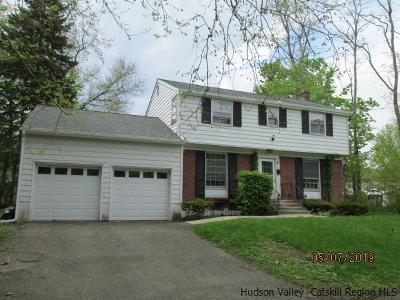 Ellenville Single Family Home Accepted Offer Cts: 4 Glenwood Court