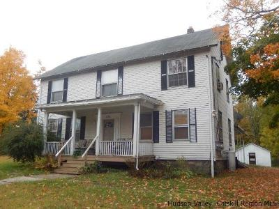 Multi Family Home For Sale: 370 Union Center Road