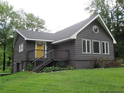 Saugerties Single Family Home For Sale: 85 Nelson Hoff Road