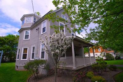 Saugerties Single Family Home For Sale: 8 Finger Street