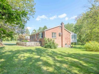 Clintondale Single Family Home For Sale: 1544 Route 4455