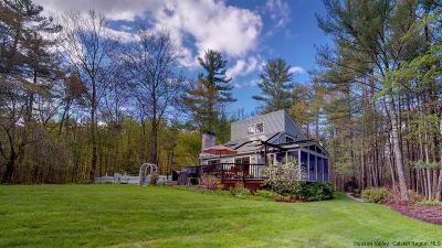 Woodstock NY Single Family Home Pending Continue To Show: $659,000