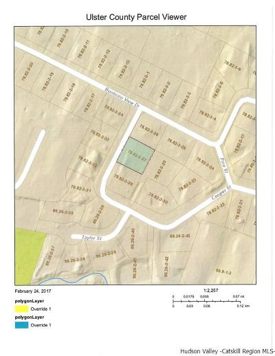 New Paltz Residential Lots & Land For Sale: 5 Cooper Street