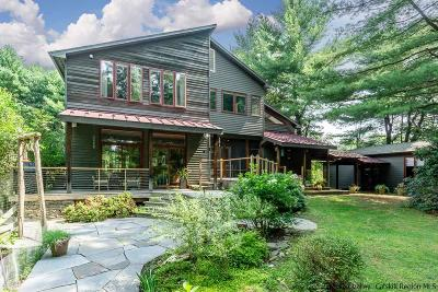 Single Family Home For Sale: 16 Lower Sahler Mill Road
