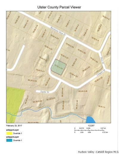New Paltz Residential Lots & Land For Sale: 9 Cooper Street
