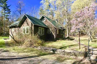 Woodstock NY Single Family Home Pending Continue To Show: $369,000