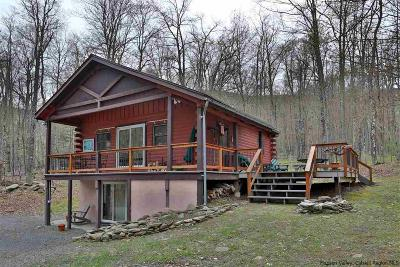 Shandaken Single Family Home Fully Executed Contract: 288 Fox Hollow Road