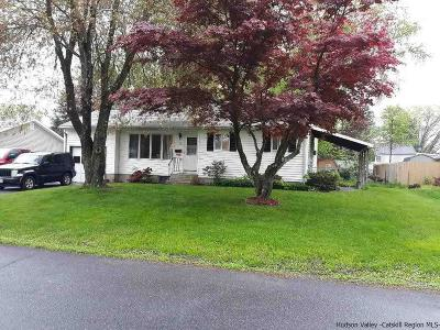 Saugerties Single Family Home For Sale: 7 Kalina Drive