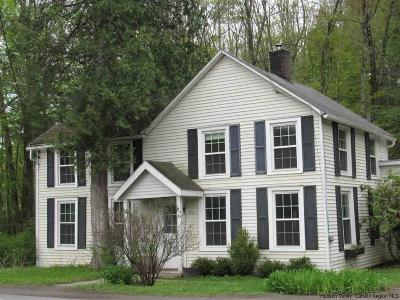 Woodstock NY Single Family Home For Sale: $278,000