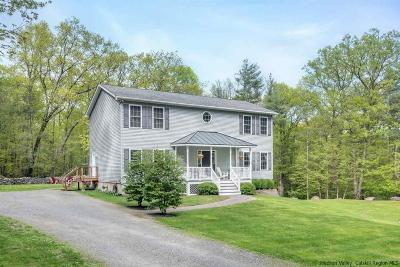 Saugerties Single Family Home For Sale: 867 W Saugerties Woodstock Road
