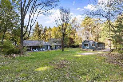 Woodstock Single Family Home For Sale: 180 Yerry Hill Road