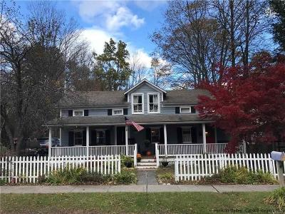 Pine Bush Single Family Home For Sale: 3618 State Route 52