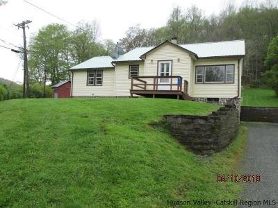 Sundown Single Family Home For Sale: 711 Sundown Road
