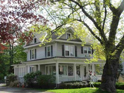 Woodstock NY Single Family Home For Sale: $950,000