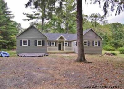 Kerhonkson Multi Family Home Fully Executed Contract: 12 Upper Cherrytown Road