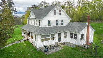 Ellenville Single Family Home For Sale: 399 Brown Road