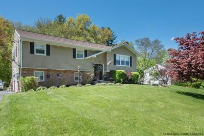 Hurley Single Family Home For Sale: 109 Apple Hill Road