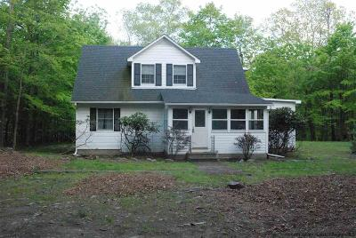 Saugerties Single Family Home Fully Executed Contract: 376 Band Camp Road