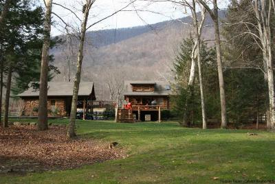Ulster County Single Family Home For Sale: 409 Watson Hollow Road