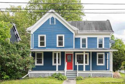 Rosendale Single Family Home For Sale: 329 Main Street