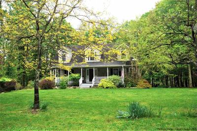 New Paltz Single Family Home For Sale: 111 Mountain Rest Road