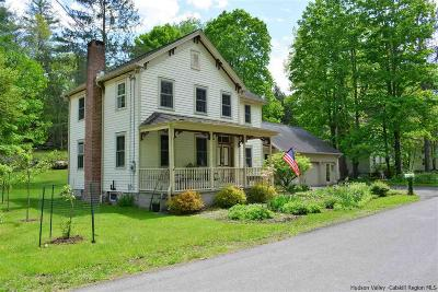 High Falls Single Family Home Fully Executed Contract: 136 Bruceville Road