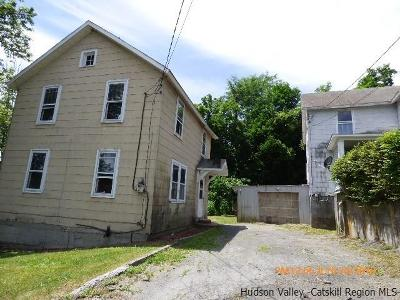 Catskill Multi Family Home For Sale: 8 Short Street