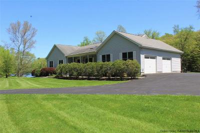 Ulster County Single Family Home For Sale: 1268 Creek Locks Road