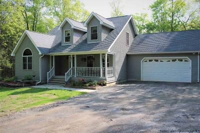 Kerhonkson Single Family Home Accepted Offer Cts: 47 Woodland Ridge Rd.