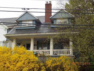 Hudson Single Family Home Fully Executed Contract: 17 Prospect Ave