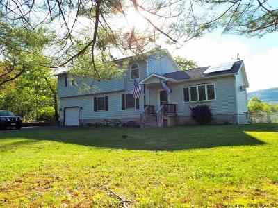 Saugerties Single Family Home Fully Executed Contract: 4047 Route 32