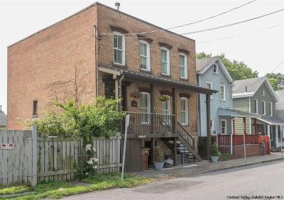 Kingston Single Family Home For Sale: 62-64 Hunter Street