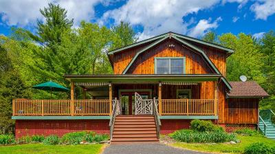 Woodstock NY Single Family Home For Sale: $648,000