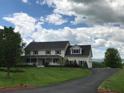 Ulster County Single Family Home For Sale: 49 Trapps View Farm Rd