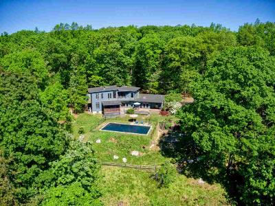 Single Family Home For Sale: 161 Mountain Rest Road