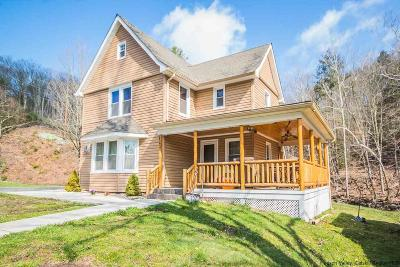 Ellenville Single Family Home Accepted Offer Cts: 74 N Old Greenfield Road