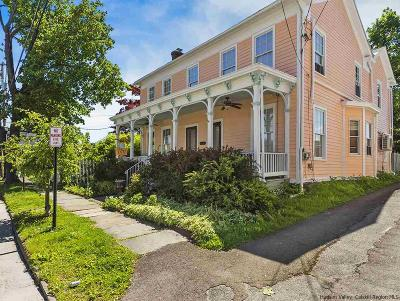 Saugerties Single Family Home For Sale: 44 Partition Street